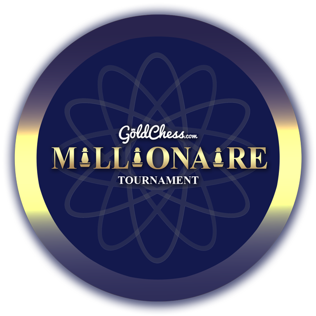 GoldChess Millionaire Emblem