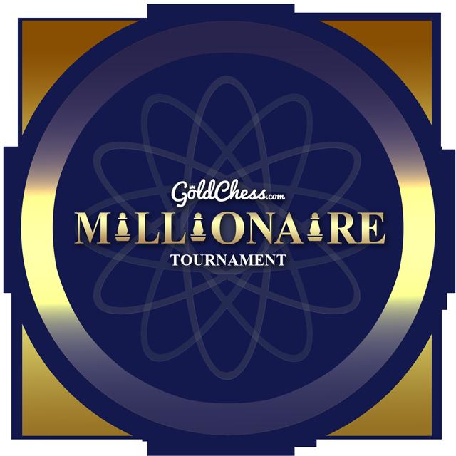 GoldChess Millionaire Emblemat