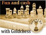 fun and cash with goldchess