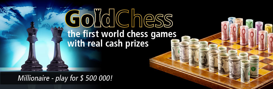 millionaire chess game banner