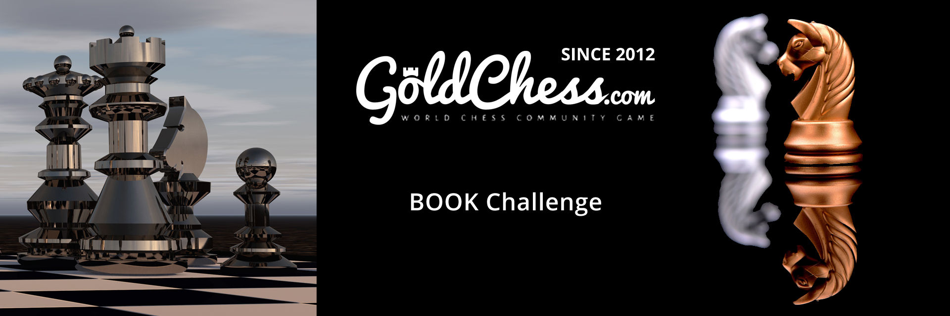 GoldChess BOOK Challenge